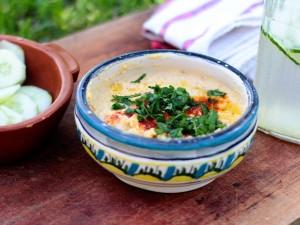 Hummus - Receta por Silantro.net